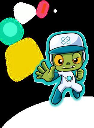Footer avatar
